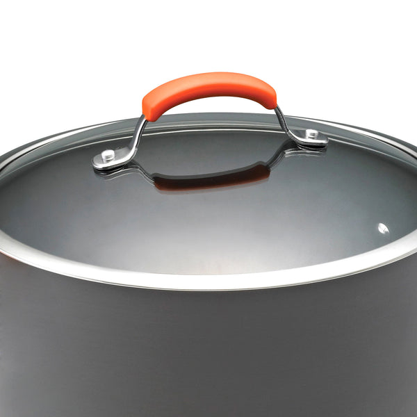 10-Quart Covered Stockpot