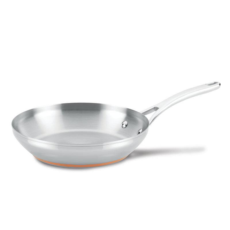 Nouvelle Copper Stainless Steel Frying Pan