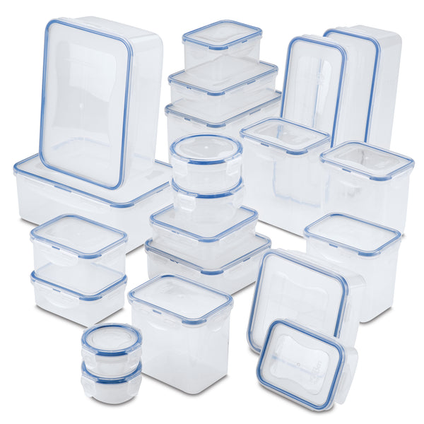 Easy Essentials 42-Piece Food Storage Container Set