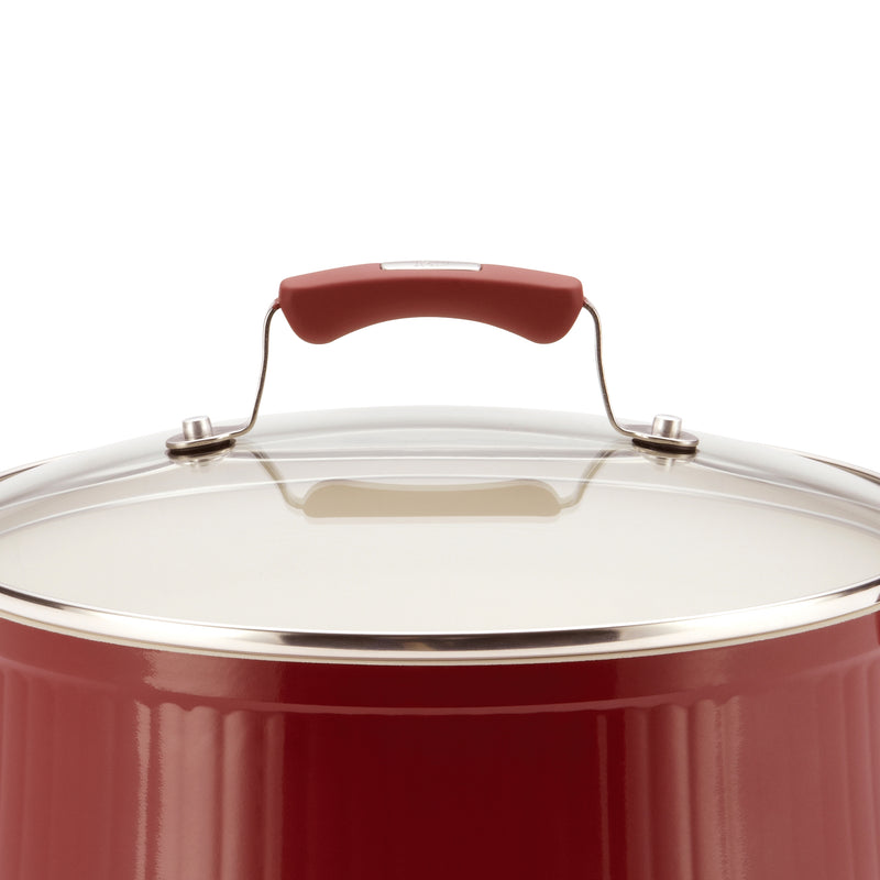 Savannah 5.5-Quart Covered Casserole