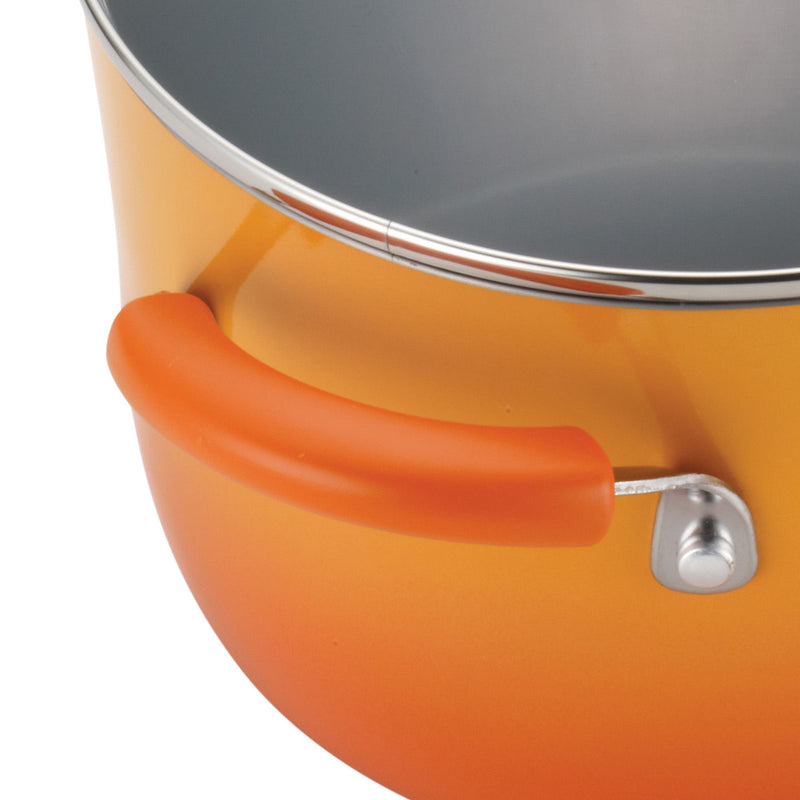 Classic Brights 6-Quart Covered Stockpot