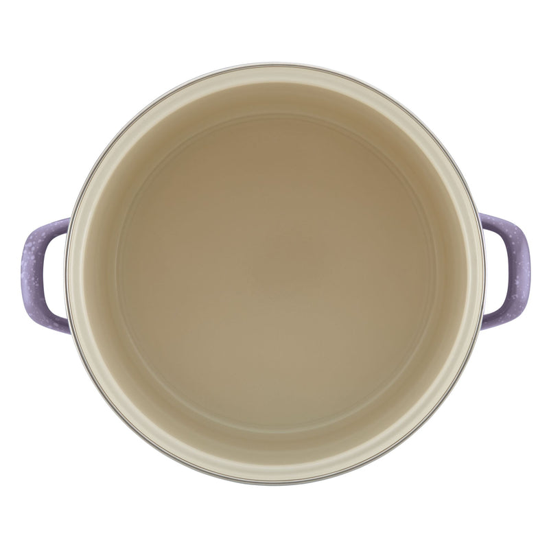 Speckled 12-Quart Covered Stockpot