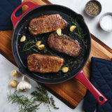 12-Inch Cast Iron Frying Pan