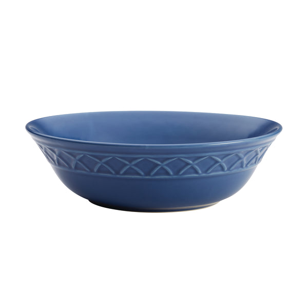 Savannah Trellis 10-Inch Round Serving Bowl