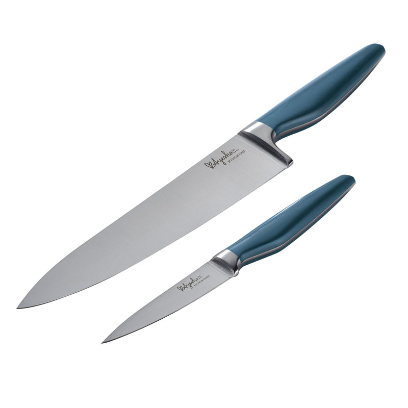 2-Piece Chef and Paring Knife Set