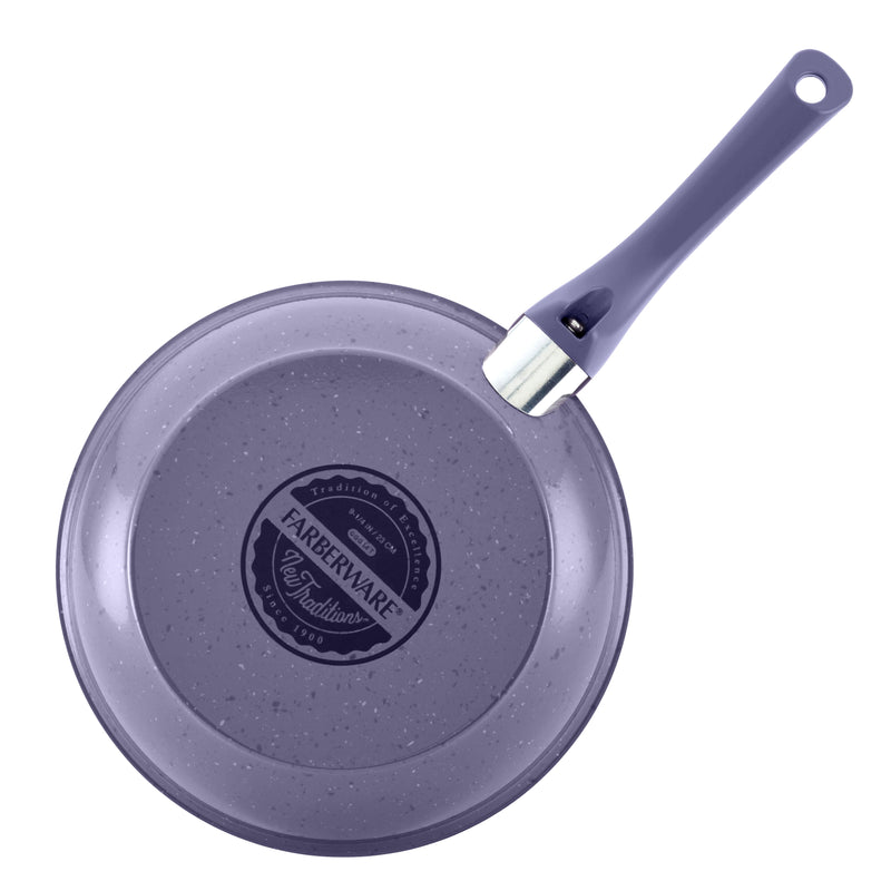 New Traditions Speckled 8.5-Inch Nonstick Frying Pan