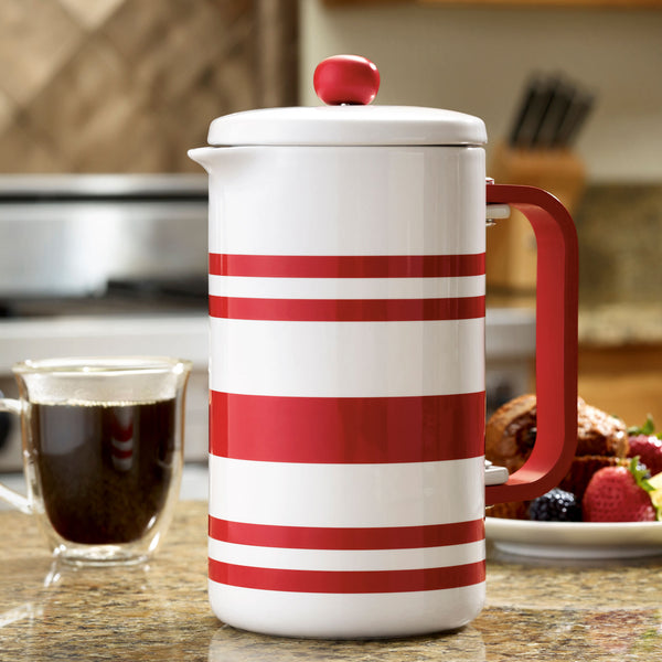 8-Cup Ceramic French Press