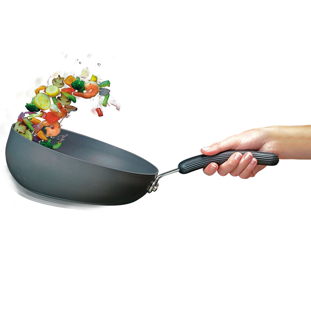 Classic 10.5-Inch Toss-and-Turn Stir Fry Pan