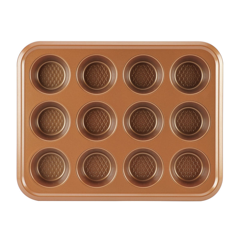 12-Cup Nonstick Muffin Pan
