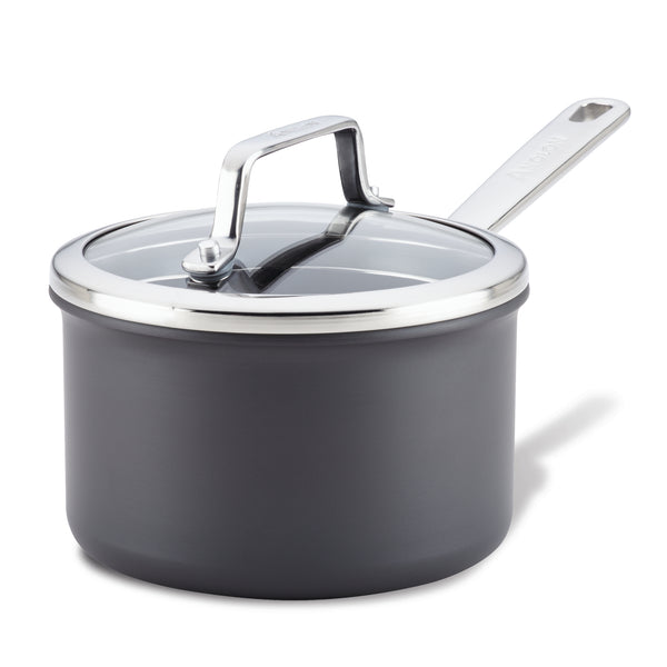 Authority 2-Quart Saucepan with Lid