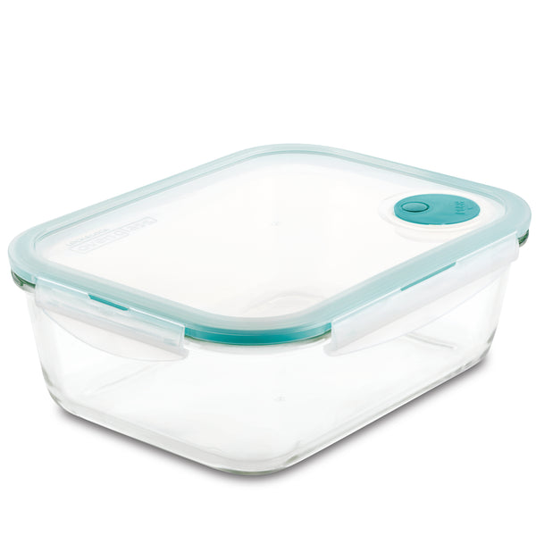 Purely Better™ Glass 68-Ounce Vented Glass Container