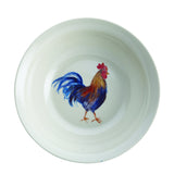 Garden Rooster 10-Inch Serving Bowl
