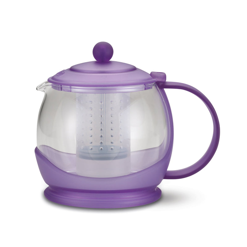1.2-Liter Glass Teapot