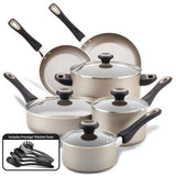 Performance 15-Piece Nonstick Cookware Set