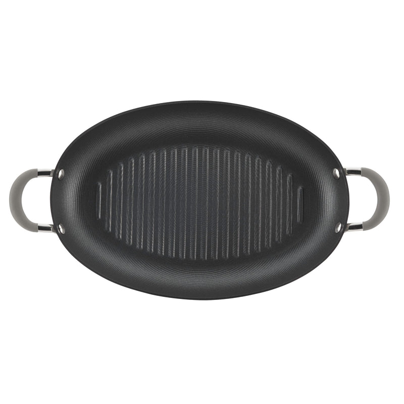 Elementum 15-Inch Oval Grill Pan