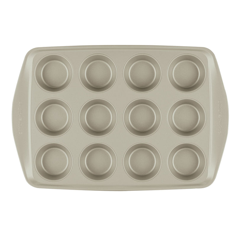 Covered Cake Pan & Muffin Pan