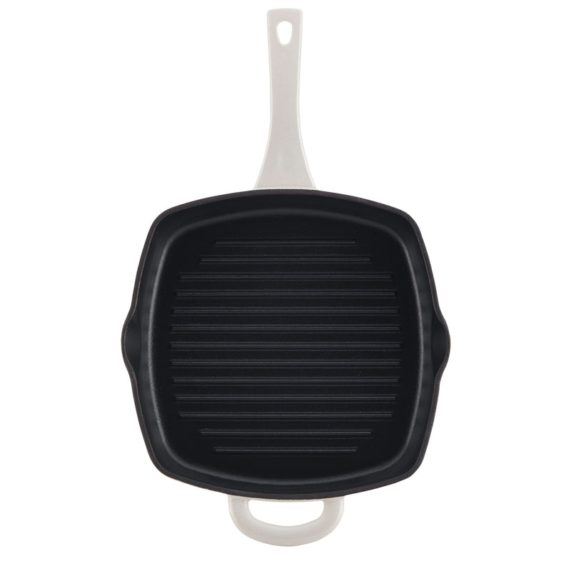 10-Inch Cast Iron Grill Pan