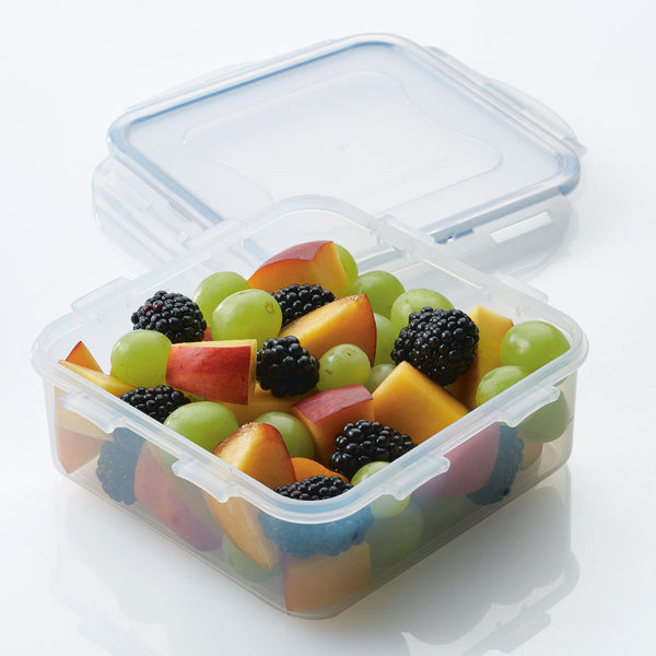 Easy Essentials 2-Piece 29-Oz. Square Container Set