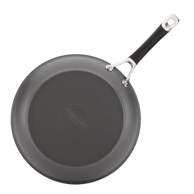 Momentum Hard Anodized Frying Pan Set