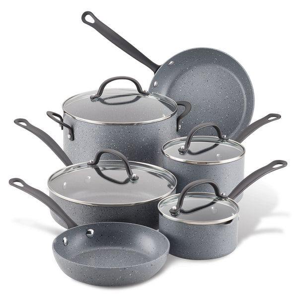 Quartz 10-Piece Nonstick Cookware Set