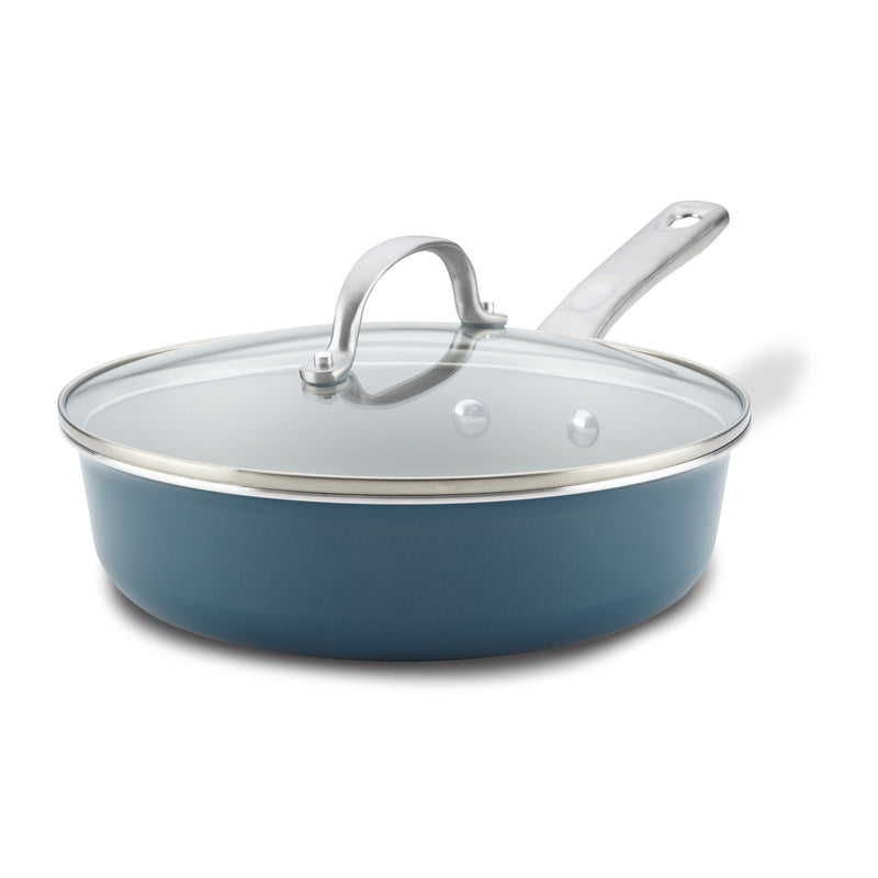 3-Quart Nonstick Sauté Pan