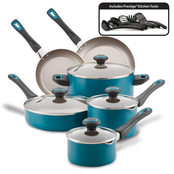 Performance 16-Piece Nonstick Cookware Set