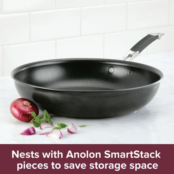 SmartStack 12-Inch Frying Pan