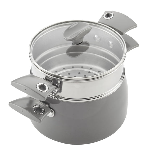 Cityscapes 3-Quart Steamer Set