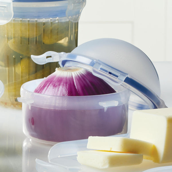 Easy Essentials 2-Piece 10-Oz. Onion Container Set