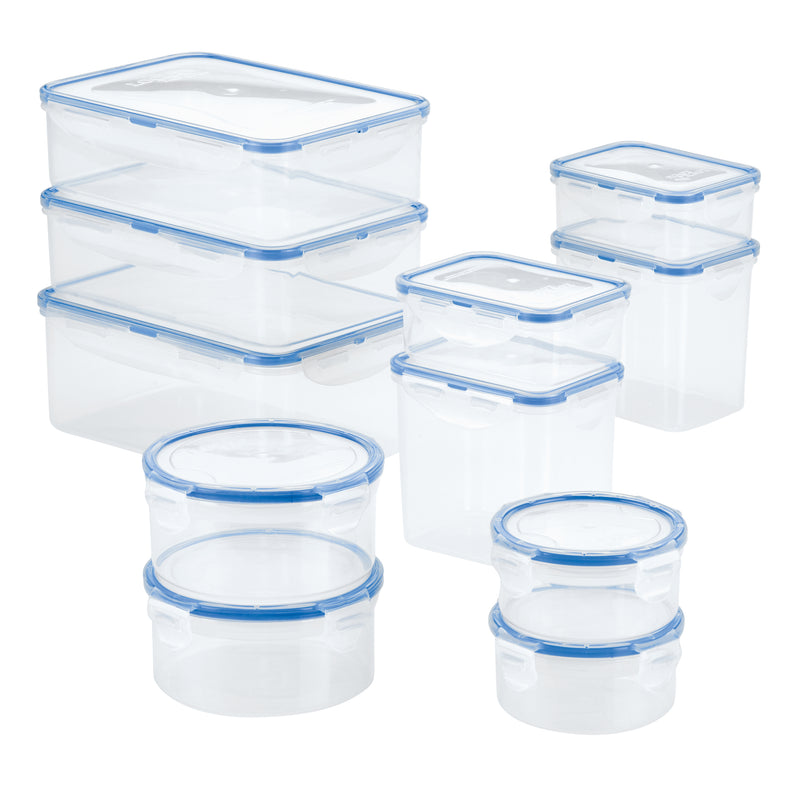 Easy Essentials 22-Piece Assorted Container Set