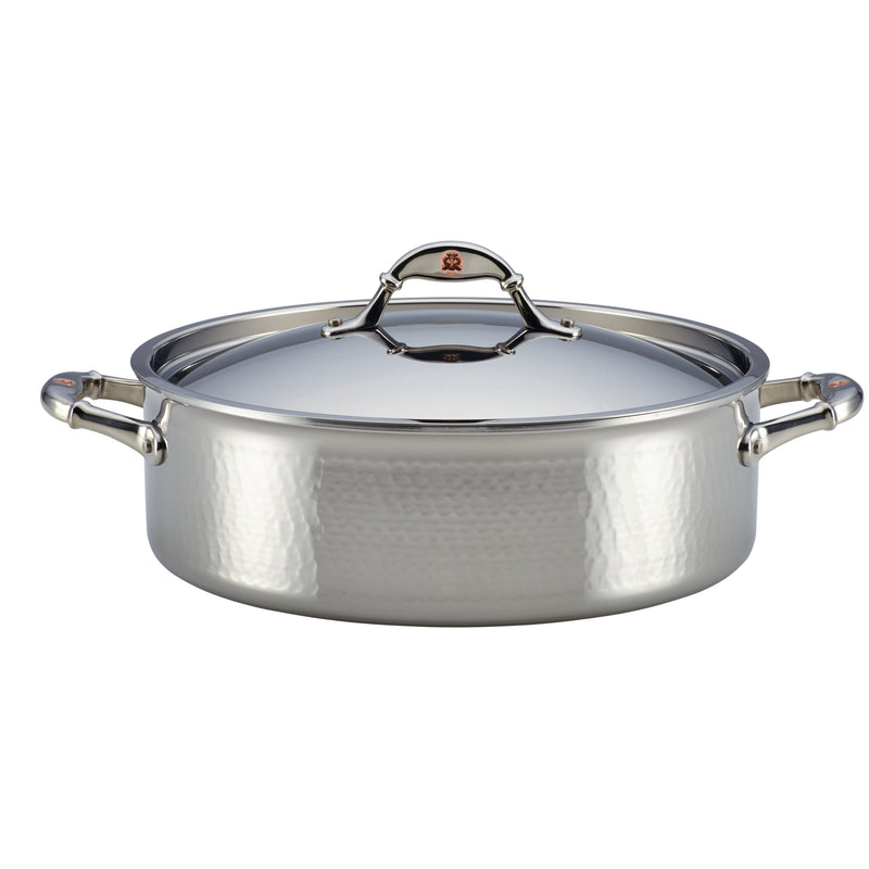 Symphonia Prima 7-Quart Covered Braiser