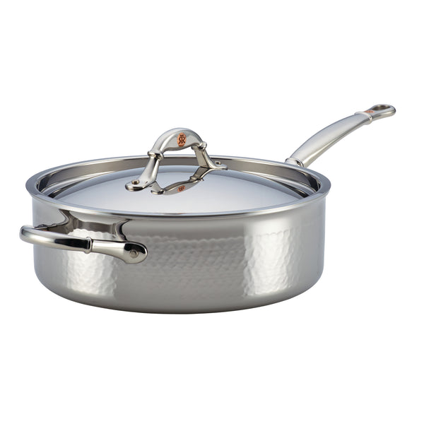 Symphonia Prima 5-Quart Covered Sauté with Helper Handle