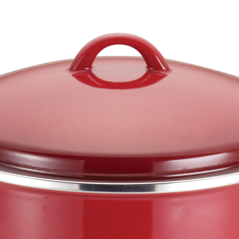 12-Quart Covered Stockpot with Lid