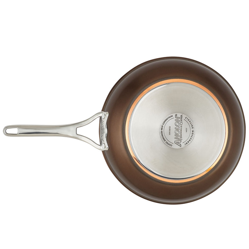 Nouvelle Copper Luxe 8.5-Inch Nonstick Frying Pan