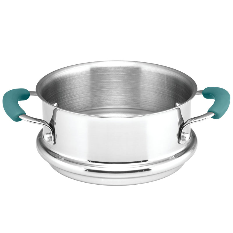 Cucina 3-Quart Covered Steamer Set