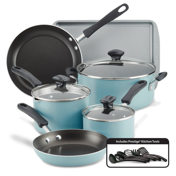 Cookstart 15-Piece Cookware Set