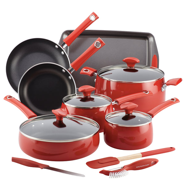 Cityscapes 14-Piece Cookware Set