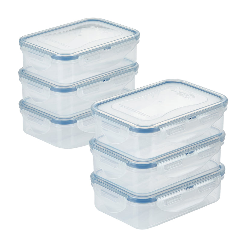 Easy Essentials 3-Piece 12-Oz. Rectangular Container Set