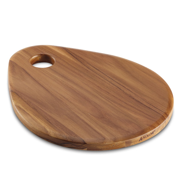 "12.5"" x 10"" Teardrop Cutting Board"