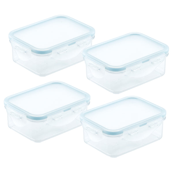 Purely Better 4-Piece 12-Ounce Food Storage Containers
