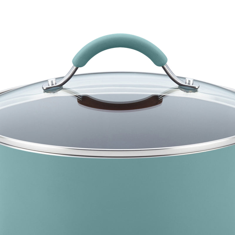 Cucina 8-Quart Covered Pasta Pot with Spout
