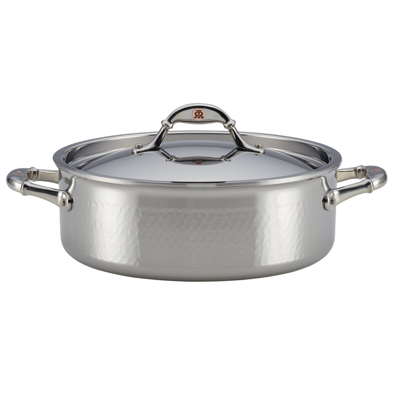 Symphonia Prima 5-Quart Covered Braiser