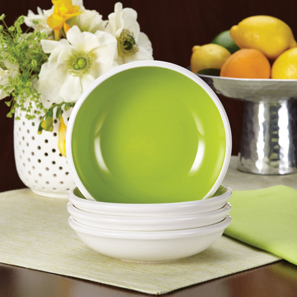 Rise 4-Piece 5.25-Inch Fruit Bowl Set