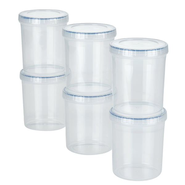 Easy Essentials 3-Piece 34-Oz. Food Container Set