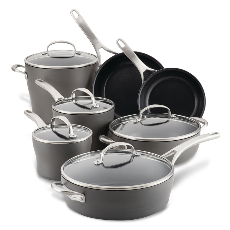 Allure 12-Piece Cookware Set