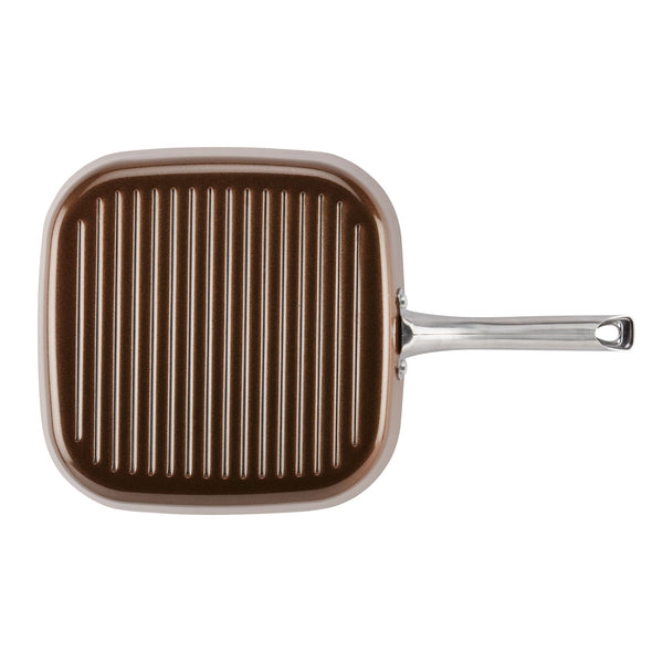 11.25-Inch Nonstick Grill Pan
