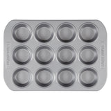 2-Piece 12 Cup Muffin Pan