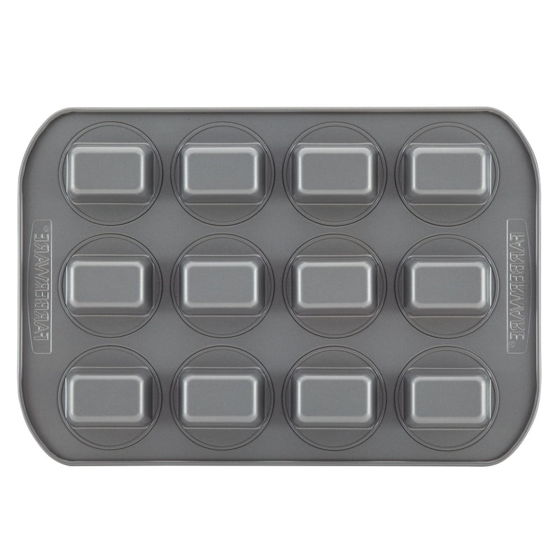 Nonstick 3-Piece Bakeware Set
