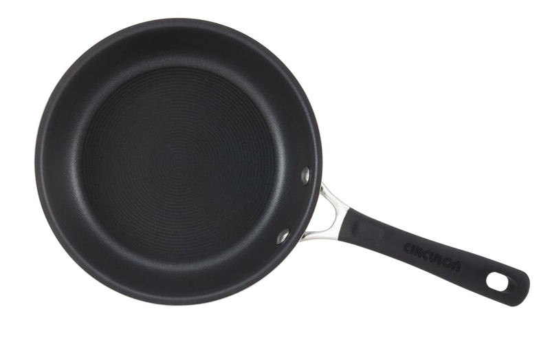 Innovatum Stainless Steel 12.5-Inch Nonstick Deep Frying Pan
