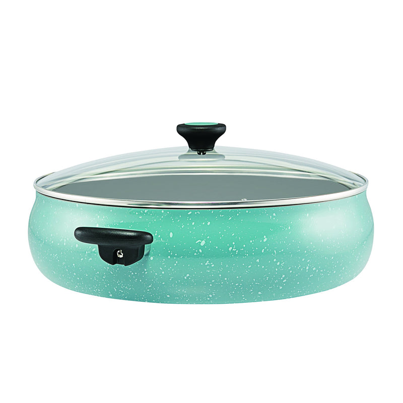 Riverbend 10-Quart Covered Family Pan